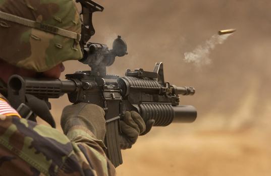 Magnifier pour tir a la carabine