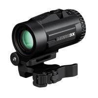 Magnifier vortex micro 3x v3xm pour point rouge garantie