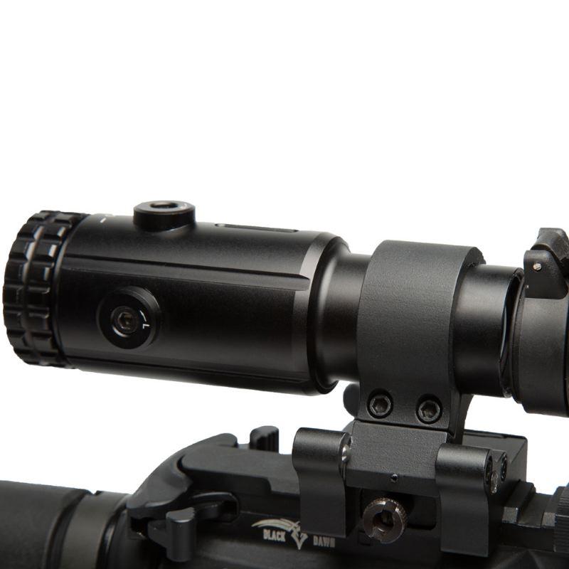 Magnifier x5 pour point rouge sightmark t5 nouveau pas cher3