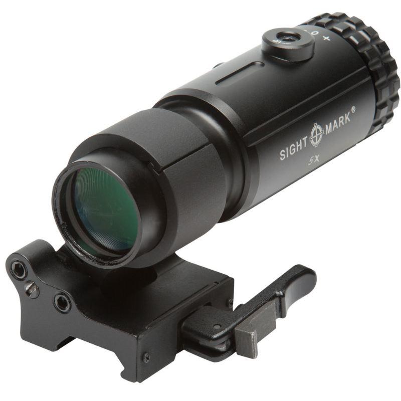 Magnifier x5 pour point rouge sightmark t5 nouveau pas cher4