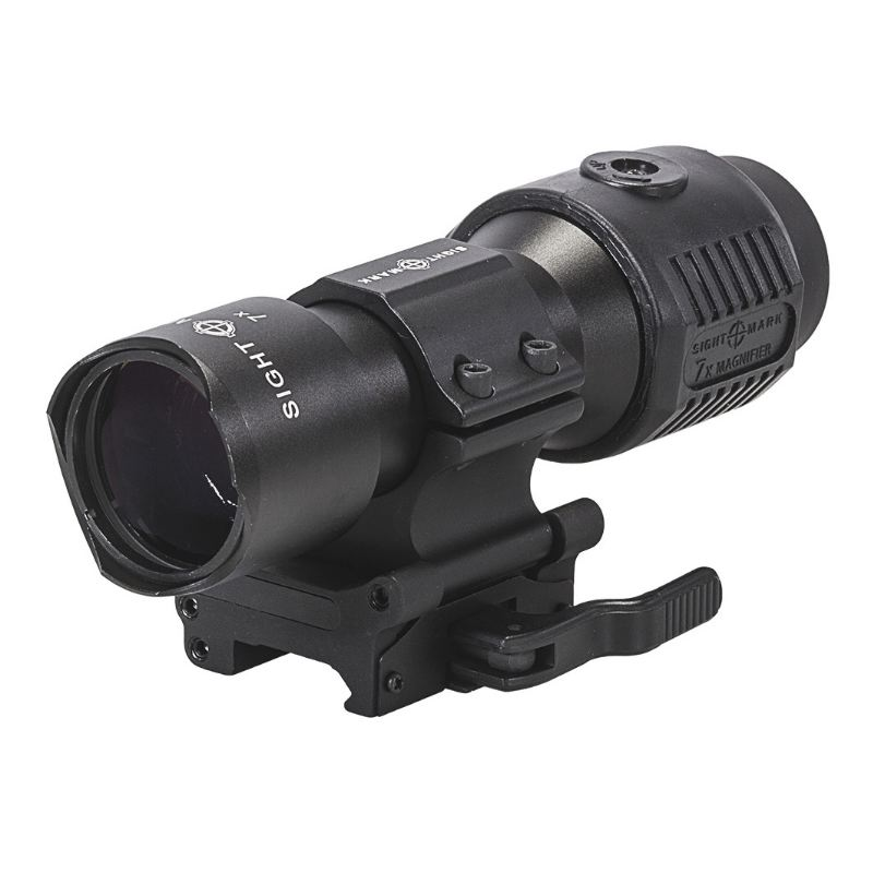 Magnifier x7 pour point rouge sightmark tactical pas cher