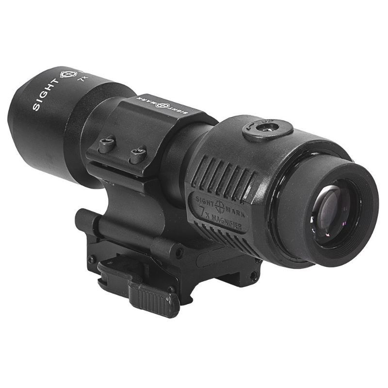 Magnifier x7 pour point rouge sightmark tactical pas cher1