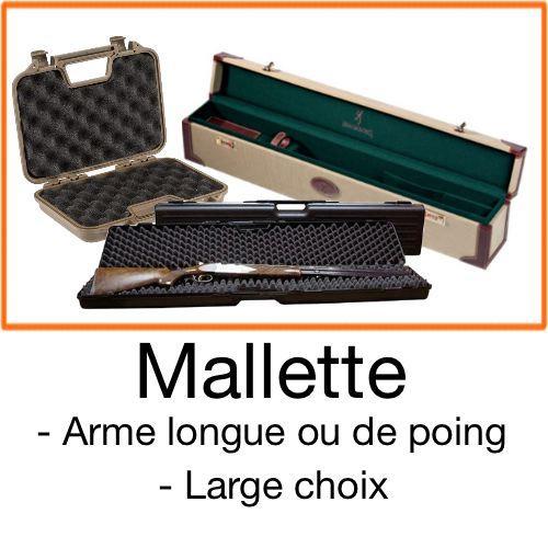 Malette carabine et fusil