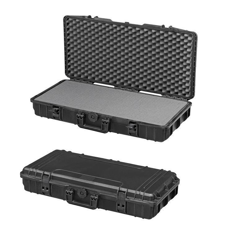 Mallette armes waterproof ip67 800x370x140 plastica panaro
