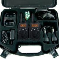 Mallette de talkies walkies