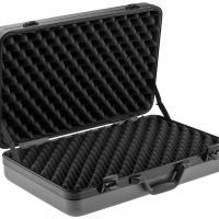 Mallette de pc portable avec interieur en pousse