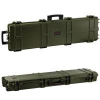 Mallette kaki waterproof pour arme 130 x 32 x 12 5 cm1
