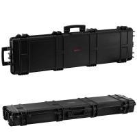 Mallette noire waterproof pour arme 130 x 32 x 12 5 cm1
