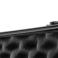 Mallette pour arme avec fermeture par serrure
