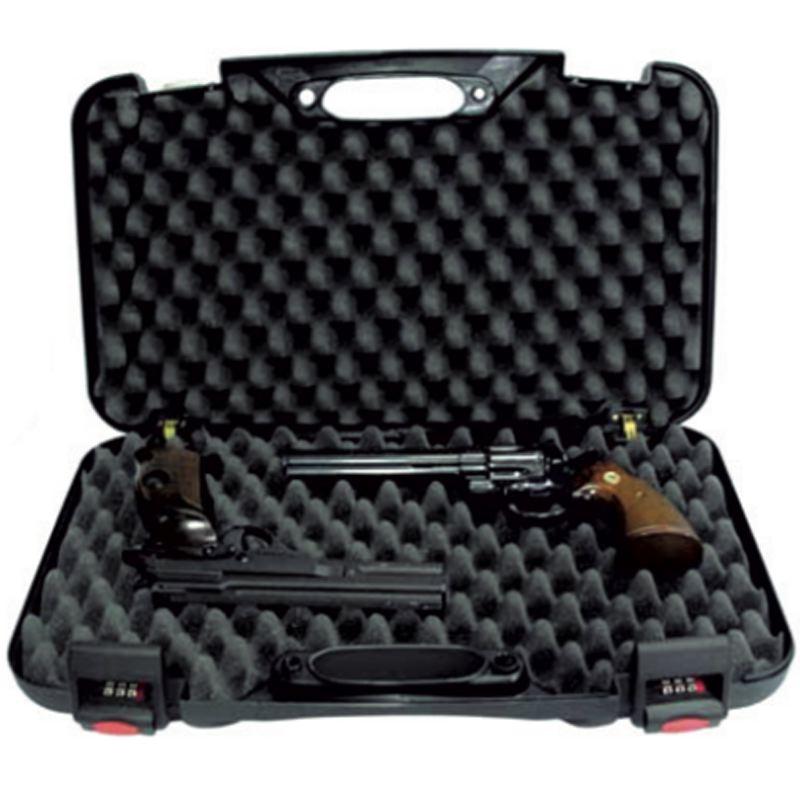 Mallette pour pistolet revolver 50 x 30 x 8 6 cm