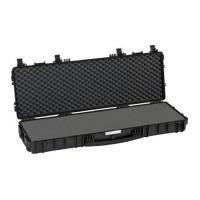 Mallette 113 x 35 x 13,5 cm Explorer Cases