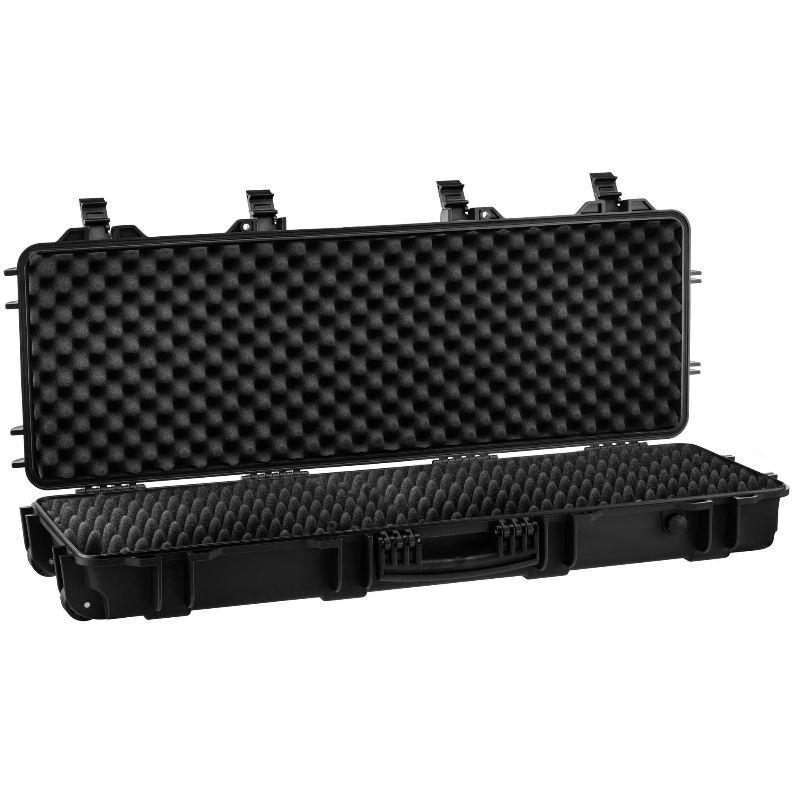 Mallette waterproof 105x33x15 noire interieures 98x29x12 5