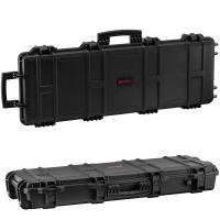 Mallette waterproof 105x33x15 noire interieures 98x29x12 6