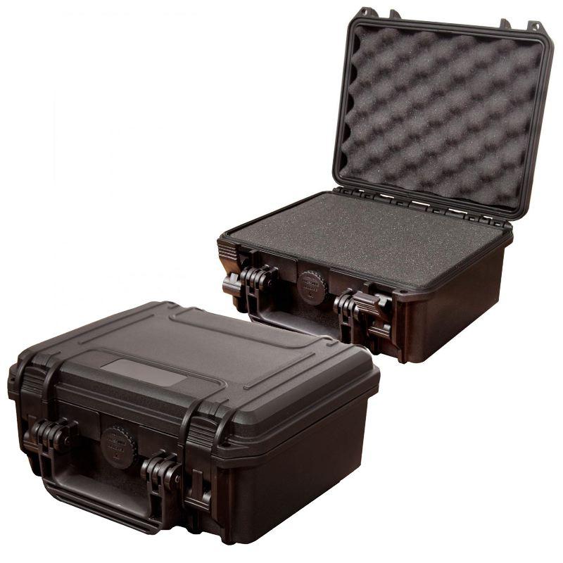 Mallette waterproof ip67 24 x 18 x 11 norme stanag std 81 6 41