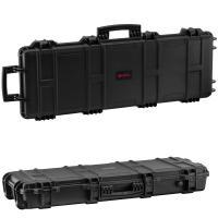 Mallette waterproof pour arme 103x33x15 mousse pre de coupe e1