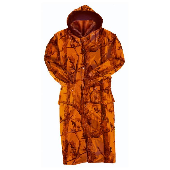 Manteau de pluie e tanche verney carron millau ghost orange