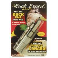 Mini appeau canard main libre buck expert fabrique au canada