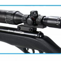 Montage de lunette de tir deporte de la marque utg