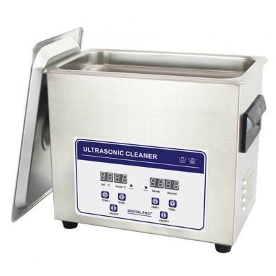Bac à ultrasons professionnel 3,2 L avec chauffage