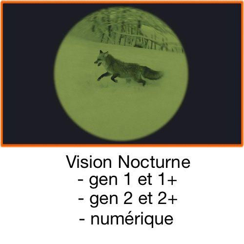 Optique de vision noctune