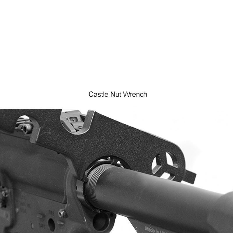 Outil universel pour carabine ar10 et ar15 utg 223 et 308 9