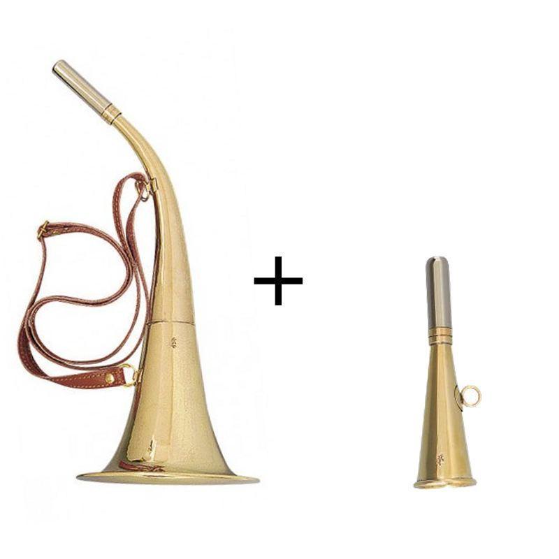Pack 2 Trompes Verney-carron Pib