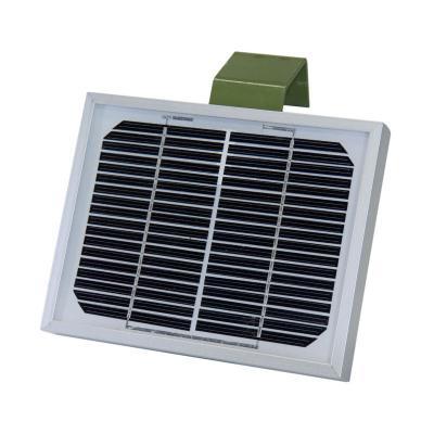 Panneau solaire d'agrainoir 12V