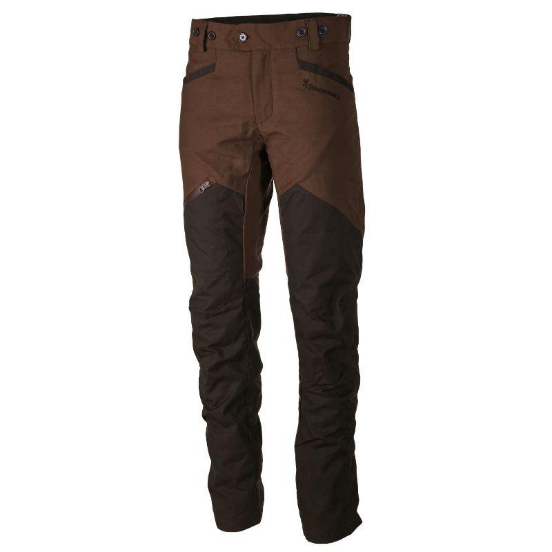 Pantalon browning field pre sent brun pour temps humide