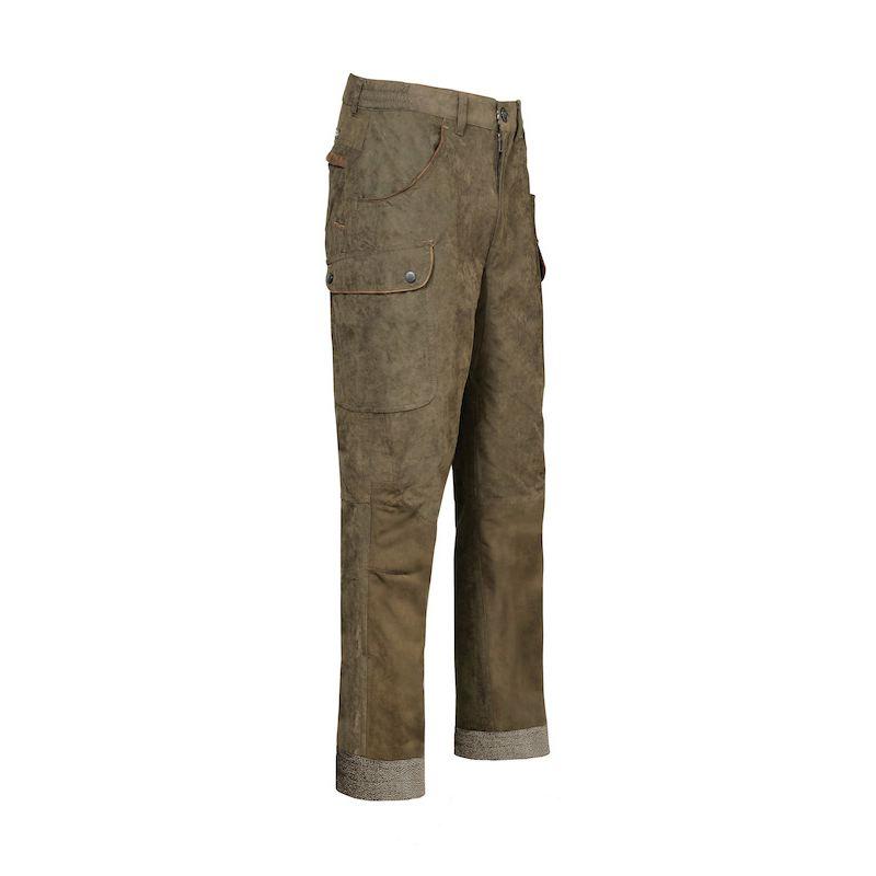 Pantalon chasse approche verney carron sika kaki silencieux