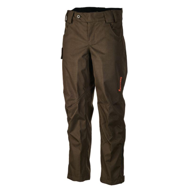 Pantalon de chasse browning tracker one protect vert kaki 1