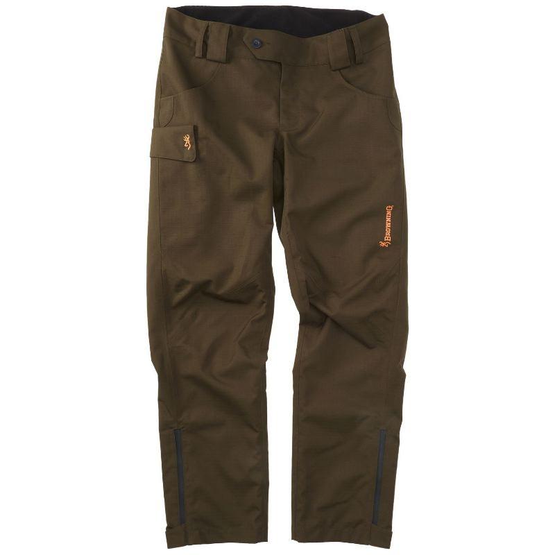Pantalon de chasse browning tracker one protect vert kaki