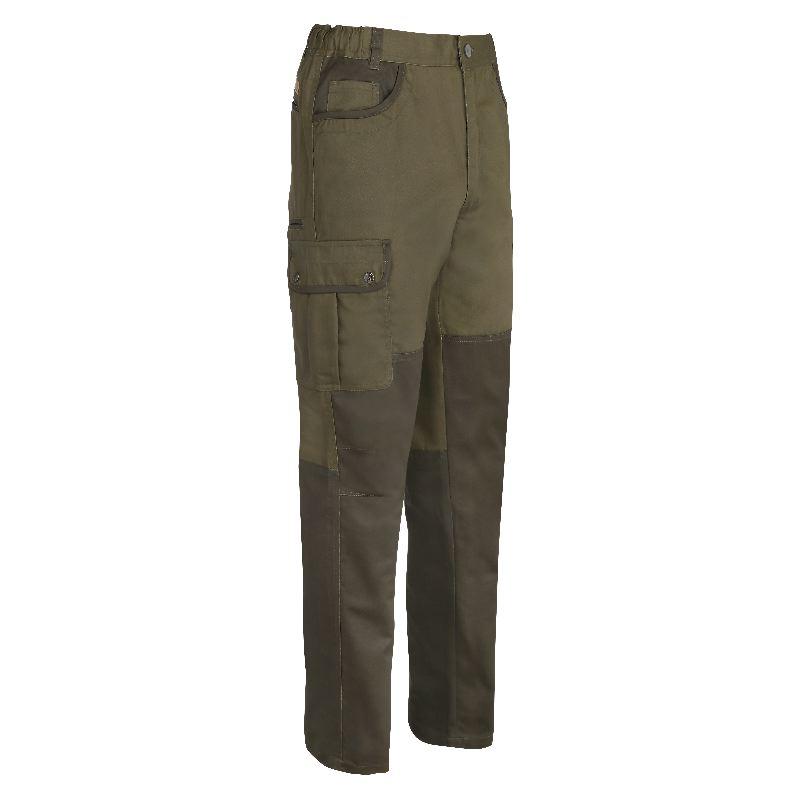 Pantalon de chasse percussion savane le ger pour temps chaud