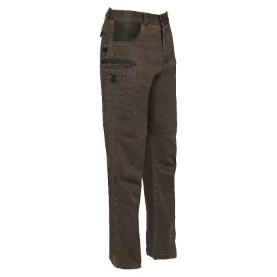 Pantalon Verney Carron Foxstretch cuir