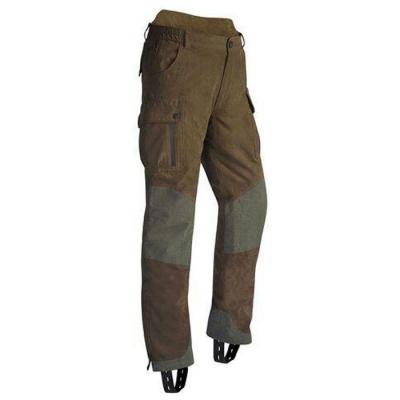 Pantalon de chasse verney carron ibex kaki poche cargo cartouchie re 1