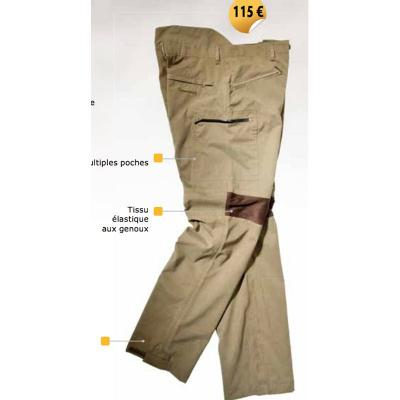 Pantalon featherlight e tanche browning pas cher