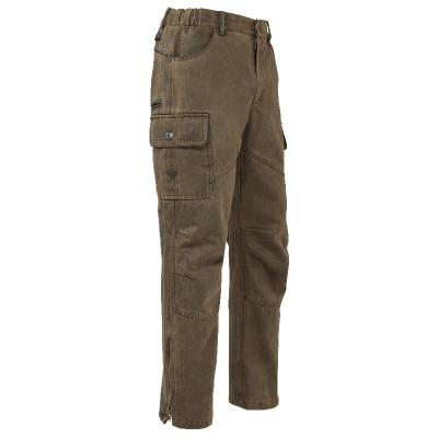 Pantalon fuseau chasse verney carron fox evo original marron