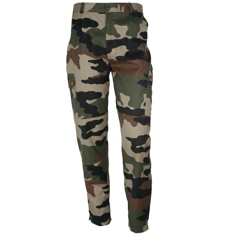 Pantalon fuseau de chasse camouflage idaho avec 6 poches