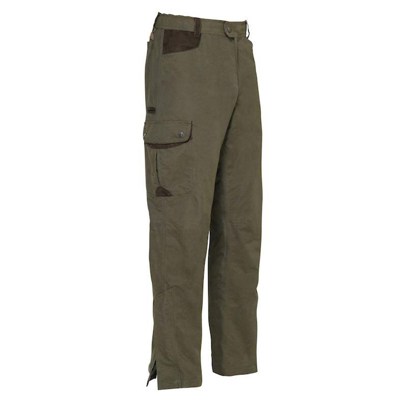 Pantalon fuseau de chasse percussion normandie kaki