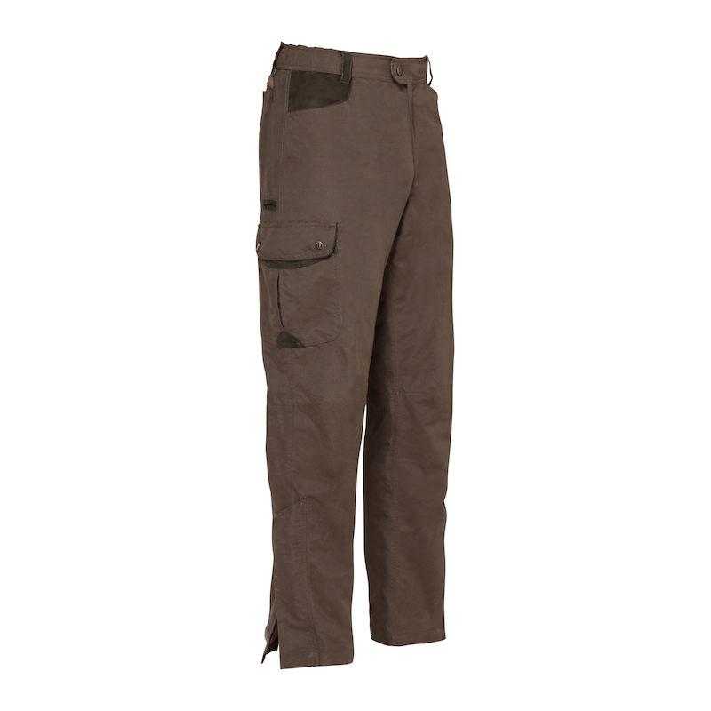 Pantalon fuseau de chasse percussion normandie marron