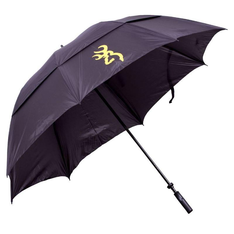 Parapluie browning noir 3921205 pas cher en france