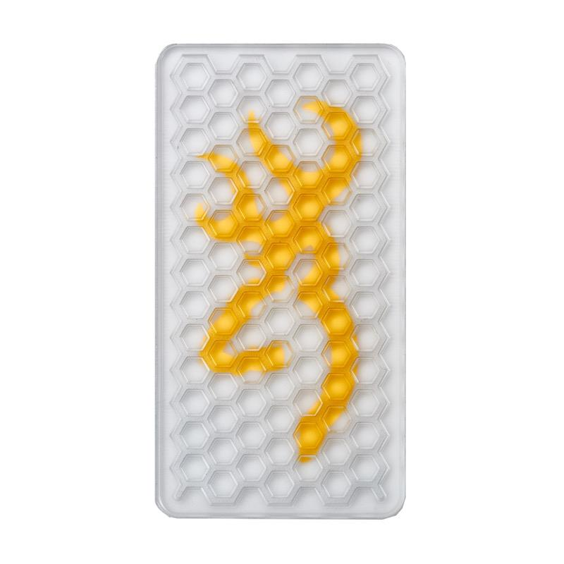 Patch de tir browning reactar g3 en gel sur epaule ball trap