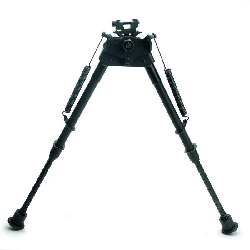 Petit bipied pour fusil et carabine hauteur de 12 a 22 cm