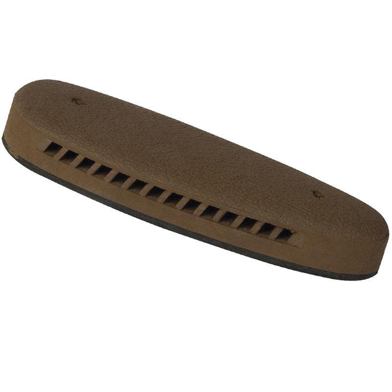 Plaque de couche amortisseur marron 20 mm pour arme de chasse
