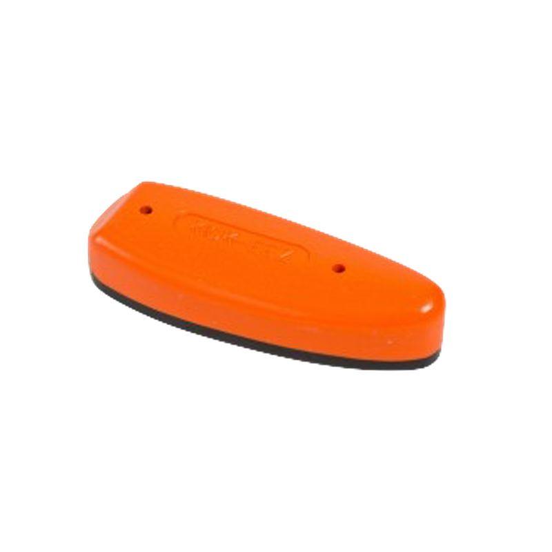 Plaque de couche anti recul en sorbothane kick eez orange