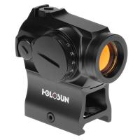 Point rouge holosun hs503r red dot tubulaire tre s solide