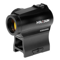 Point rouge holosun hs503r red dot tubulaire tre s solide1