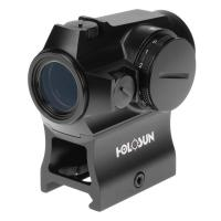 Point rouge holosun hs503r red dot tubulaire tre s solide2