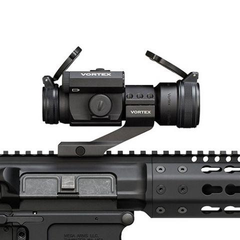 Point rouge pour carabine fusil de chasse