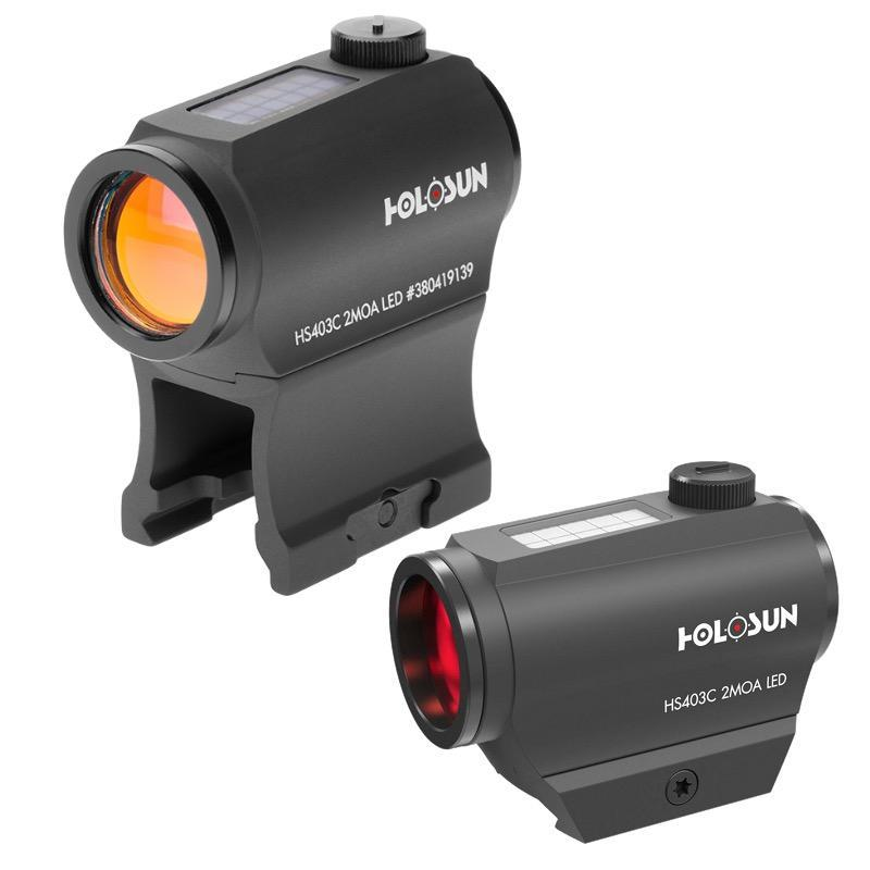 Point rouge Holosun HS403C