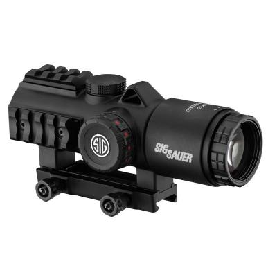 Point rouge sig sauer bravo 3 3x24 avec zoom fixe x3 solide
